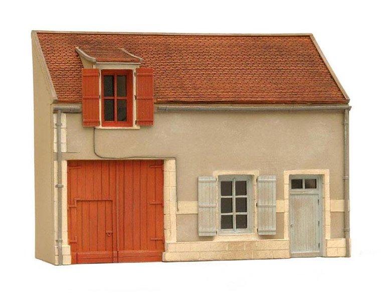 Fassade N Frankreich