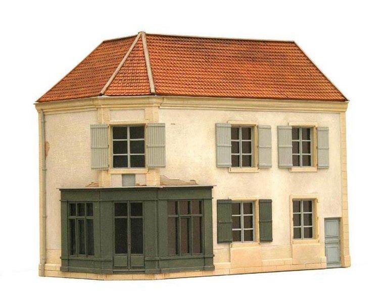 Fassade O Frankreich