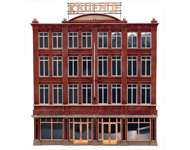 Department store Facade