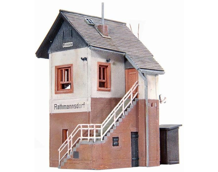 Overweg Rathmannsdorf 1:160