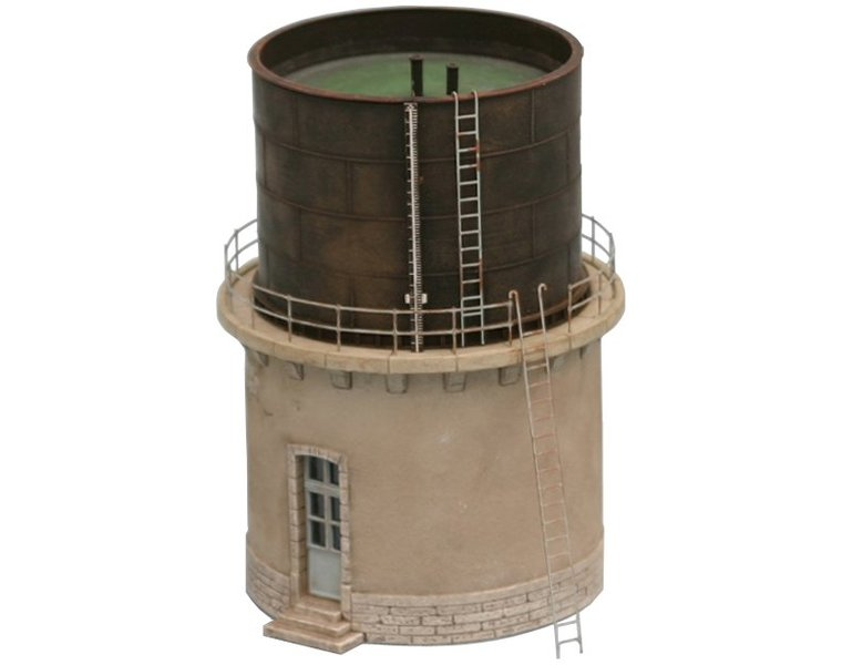 French water tower 1:160