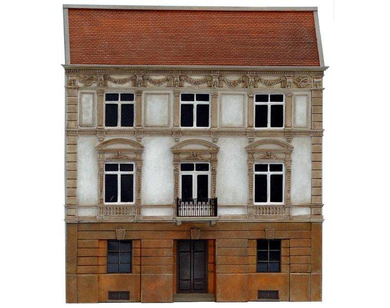 Fassade Notariat 1:160