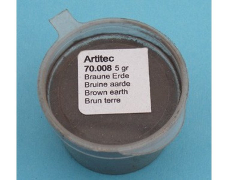 Mineral Paint Brown Earth-tone (weathering powder)