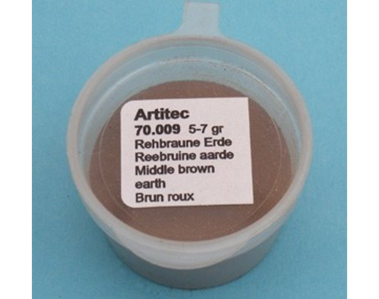 Mineral Paint Fawn-brown Earth-tone (weathering powder)