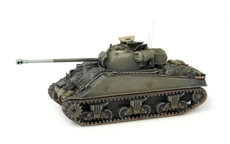 Sherman Vc Firefly tank destroyer, UK