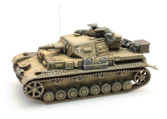 Panzer IV Ausf. F1 Afrikakorps
