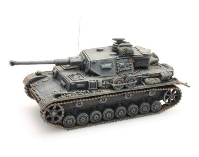 Panzer IV Ausf. F2 Ostfront, grau