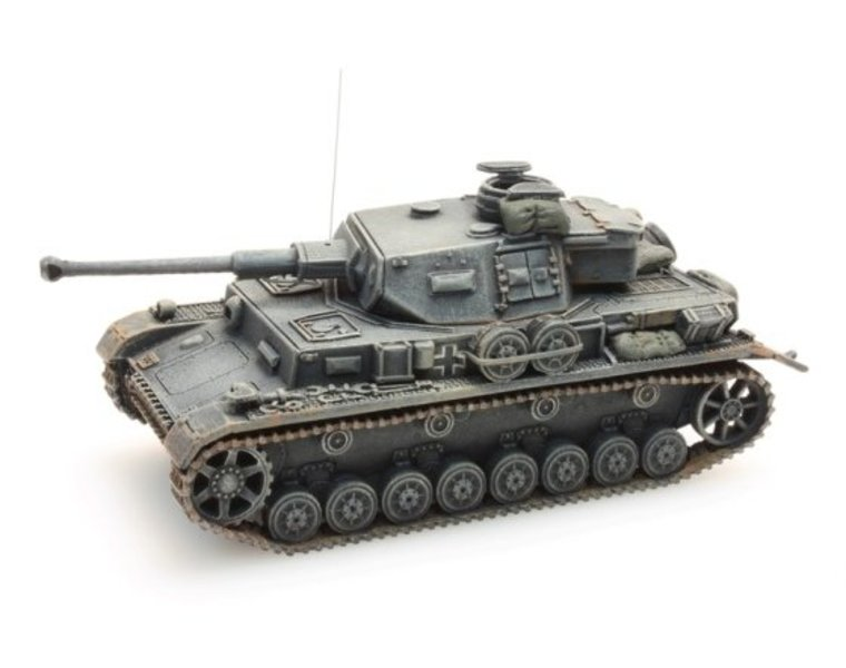Panzer IV Ausf. F2 Ostfront, grey