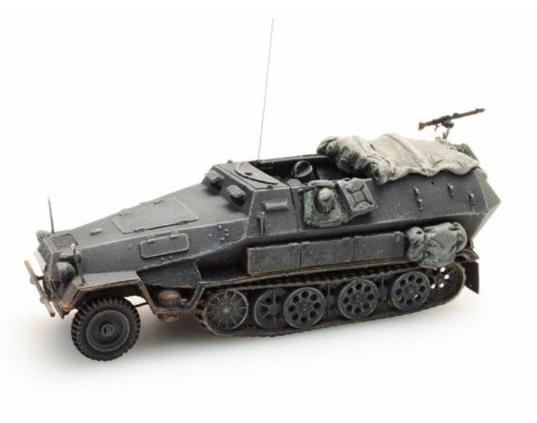 Sd.Kfz 251/2B, 8cm, Granatwerfer, grijs