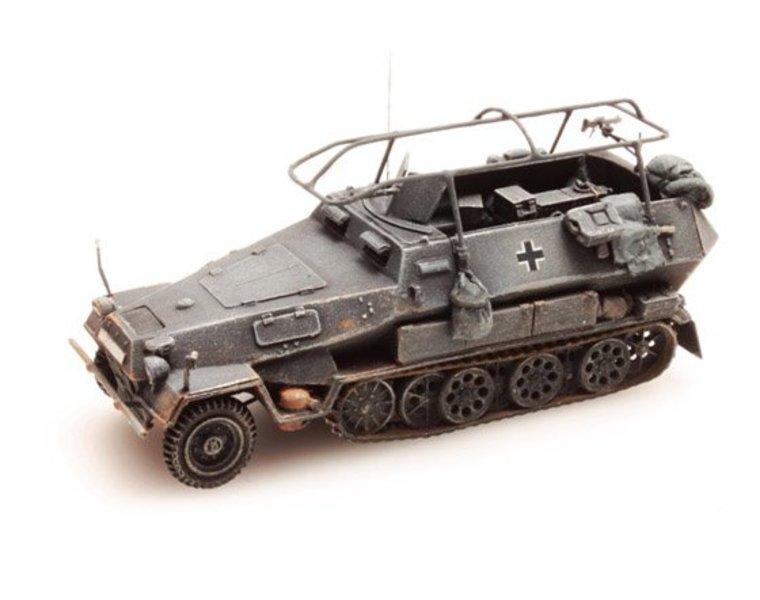 Sd.Kfz 251/3B Funkpanzerwagen, grau