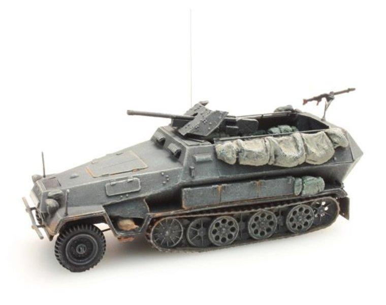 Sd. Kfz 251/10B 3.7 cm. PAK, grau