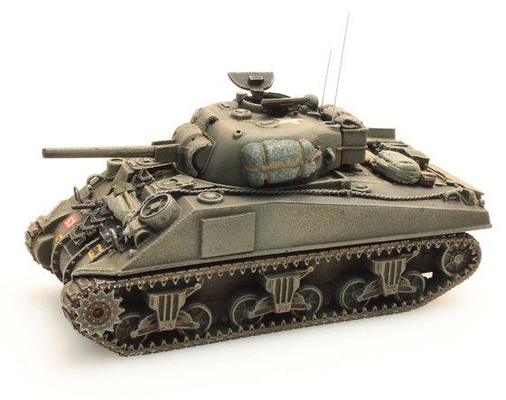 Sherman M4A4, UK