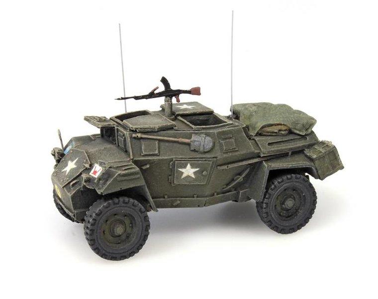 Humber scoutcar Mk I, Bren gun, UK