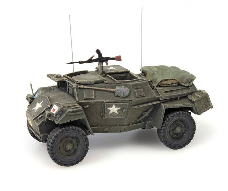 Humber Scout Car Mk I, Bren gun, UK
