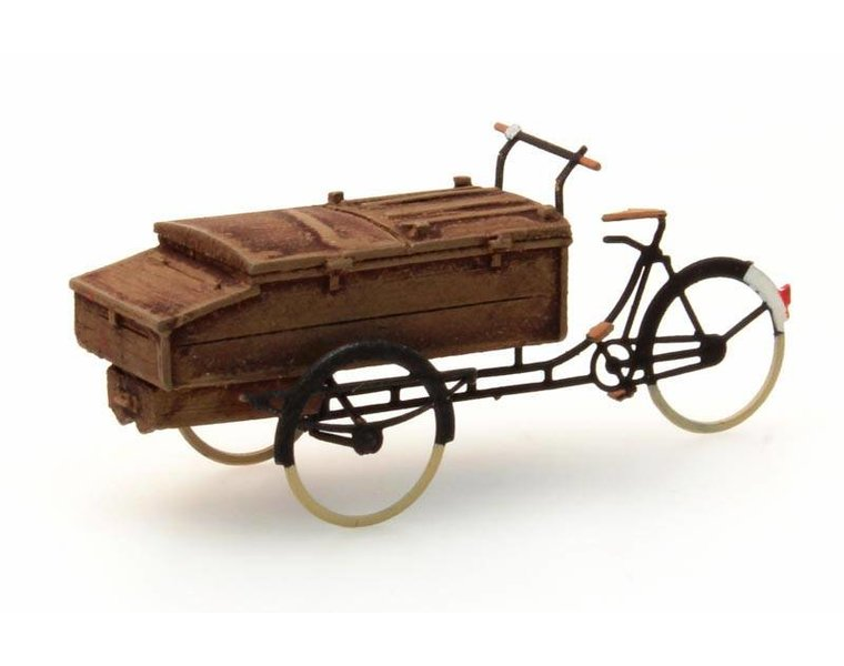Carrier tricycle bakery