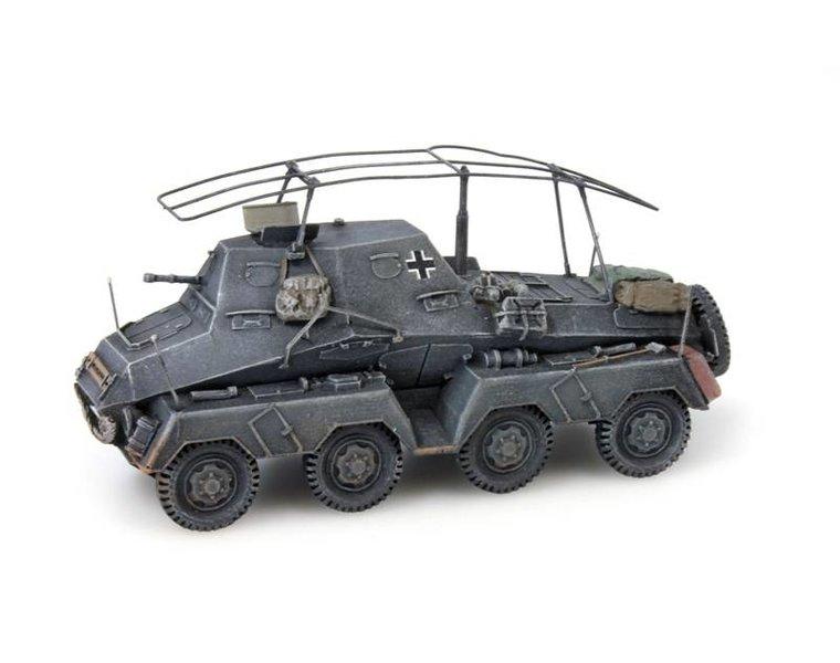 Sd.Kfz 263 8-Rad Funkwagen, grijs