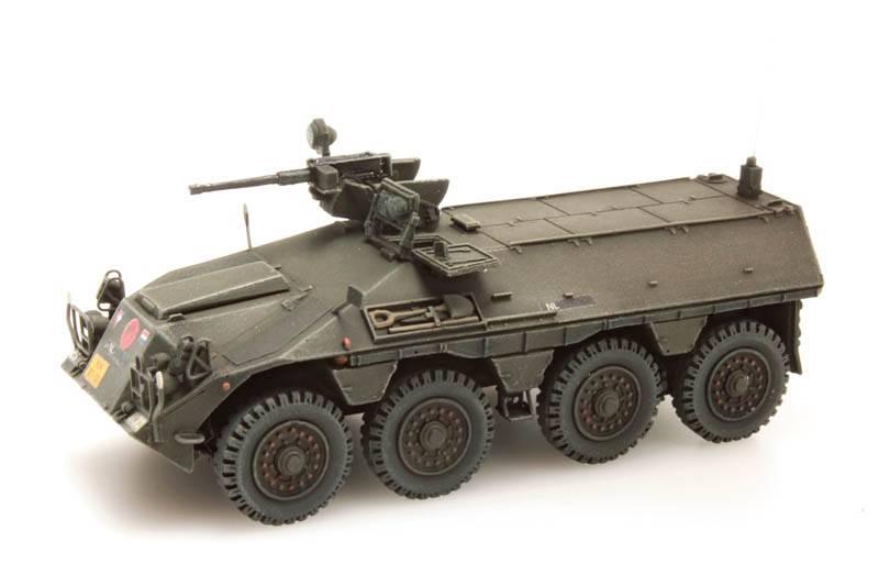 DAF YP-408 PWI-GR Infantry section