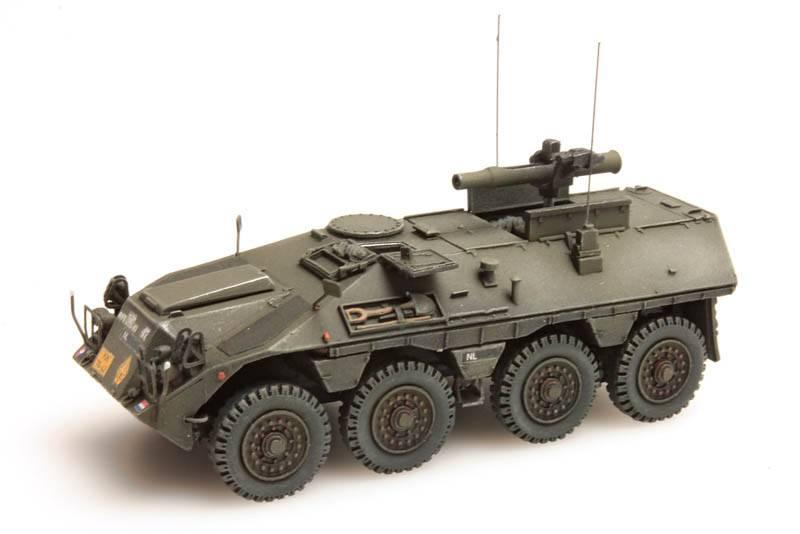 DAF YP-408 PWAT Anti Panzer TOW
