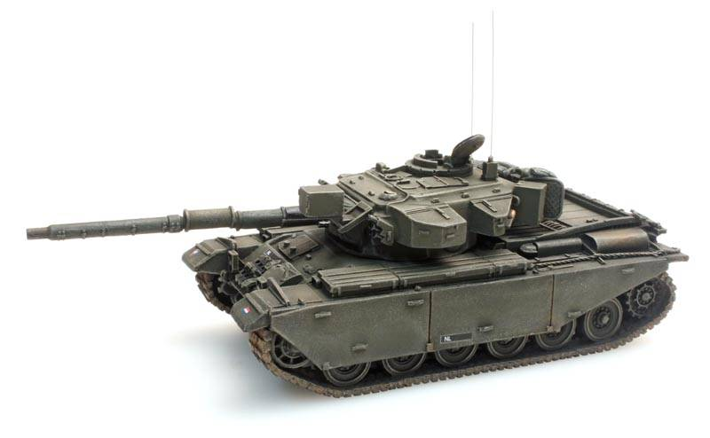 Centurion Mk 5 105mm Royal Dutch Army