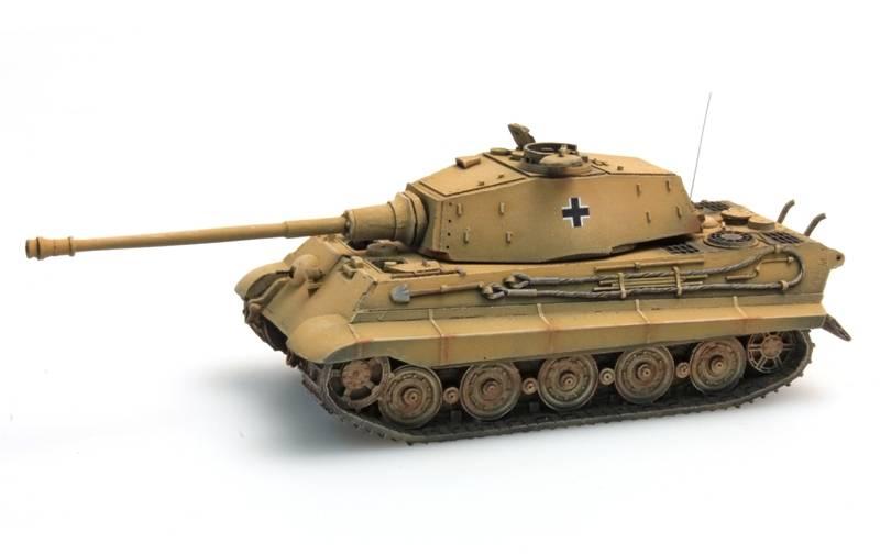 Tiger II Henschel, dunkelgelb