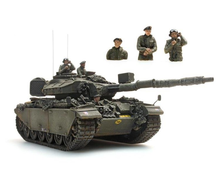 Tank crew Dutch army