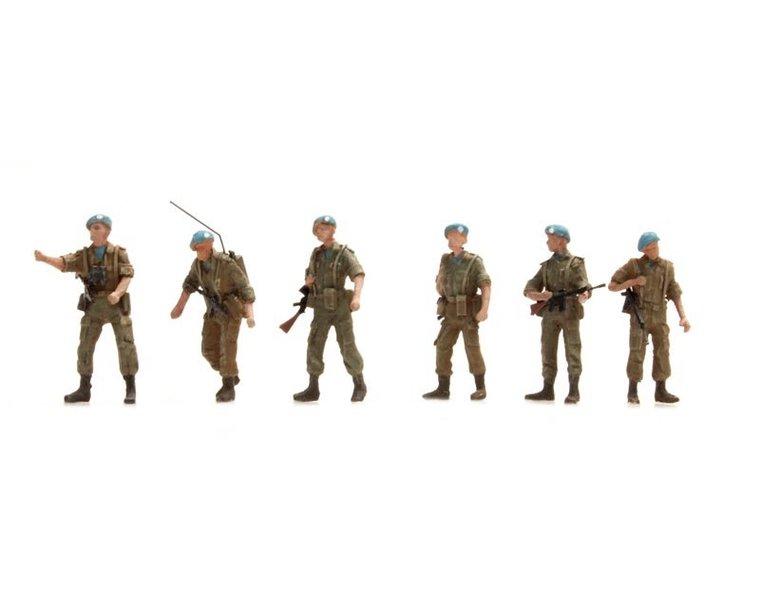 UNIFIL-patrouille Blauwhelmen