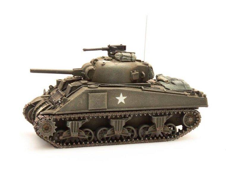 Sherman M4 stowage 1