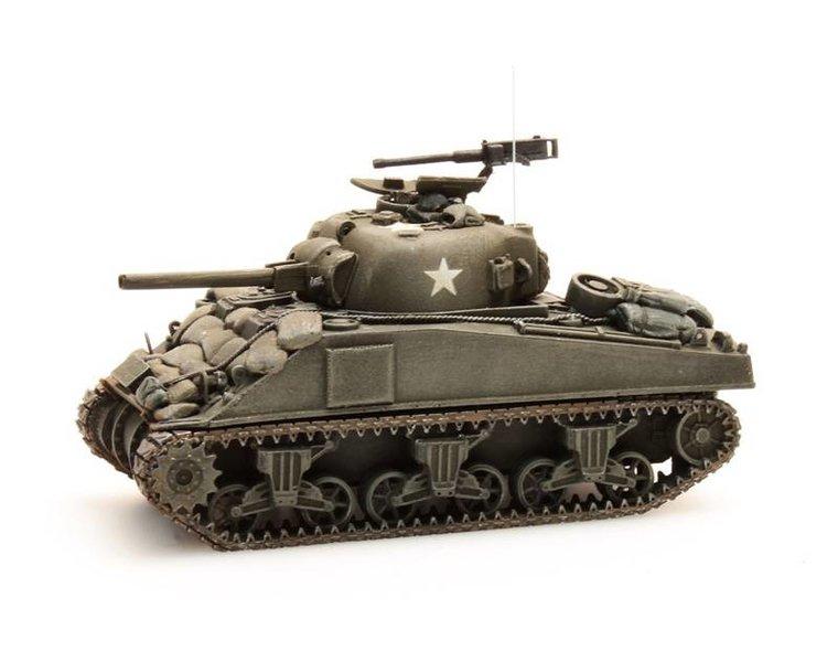 Sherman M4 stowage 2