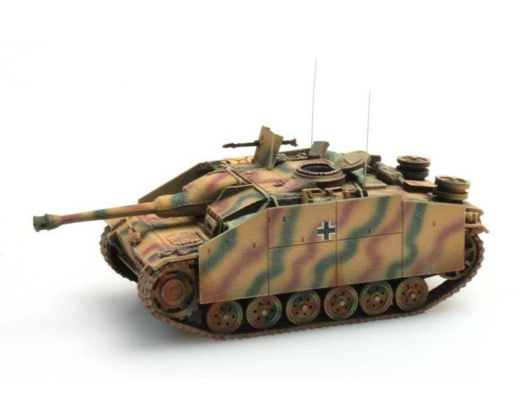 StuG III Ausf. G Saukopf 1944, Camo