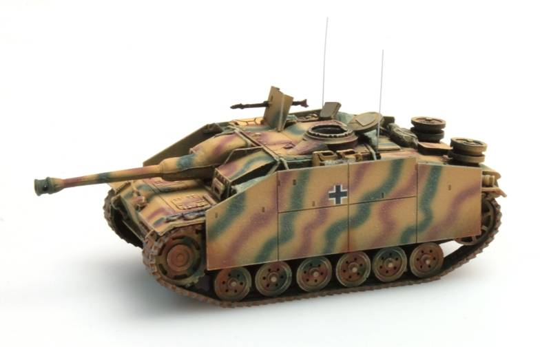 StuG III Ausf. G Saukopf 1944 Tarnung
