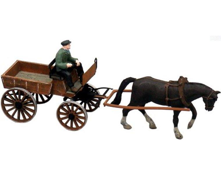 Duitse marktwagen