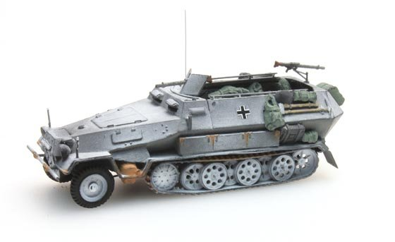 Sd.Kfz 251/1B winter