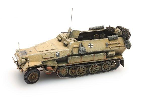Sd.Kfz 251/1B Afrikakorps