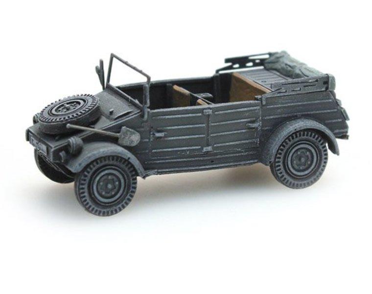 Kübelwagen VW82, grijs