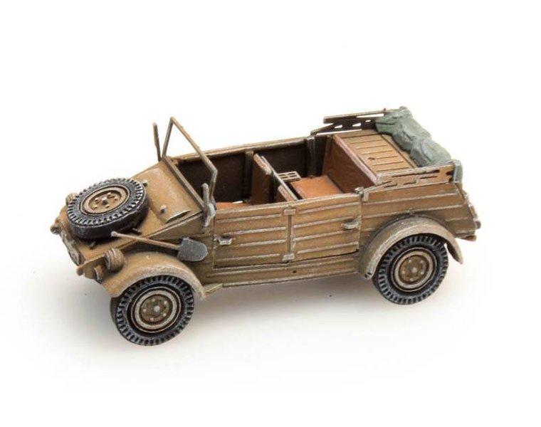 Kübelwagen VW82, dunkelgelb