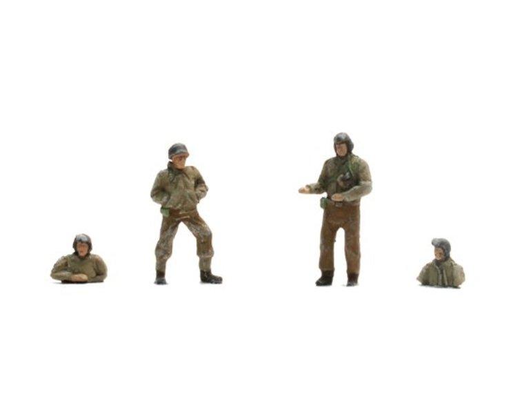 US Tank crew