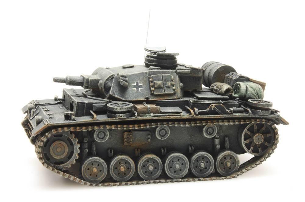 Panzerkampfwagen III Ausf N grau