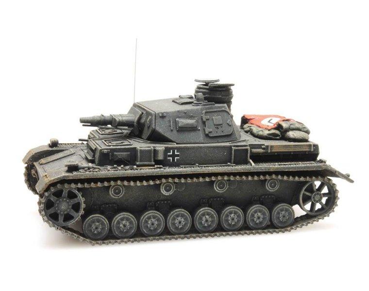 Panzerkampfwagen IV Ausf D grau