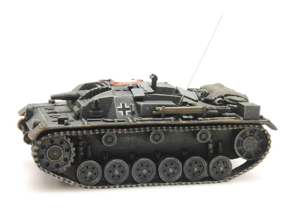 Sturmgeschütz III Ausf A-1 grau
