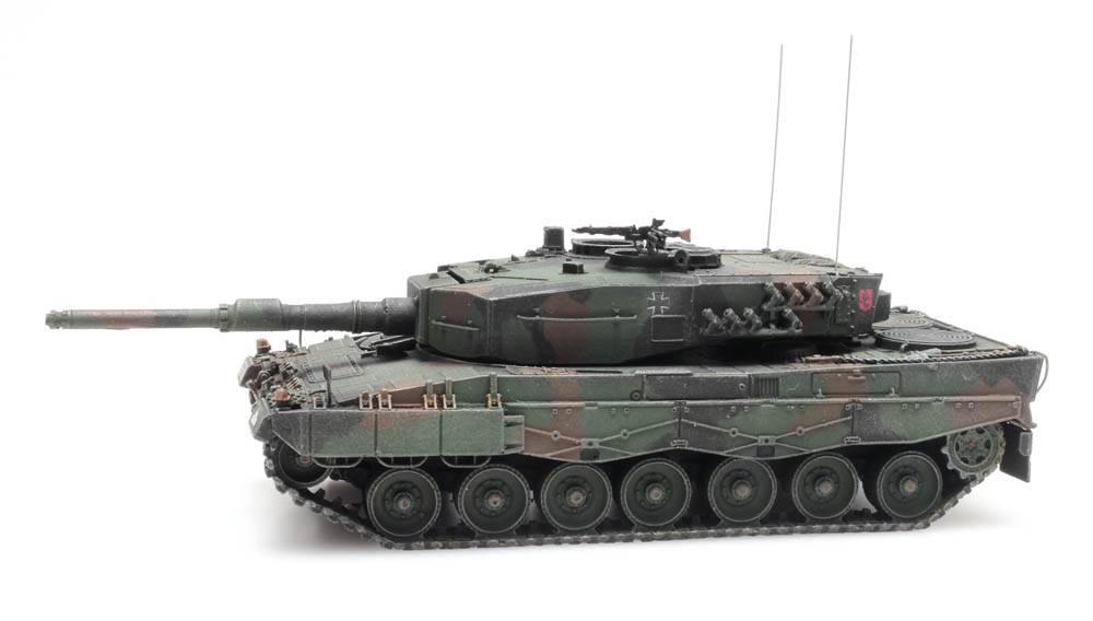 Leopard 2A4 Flecktarnung Bundeswehr