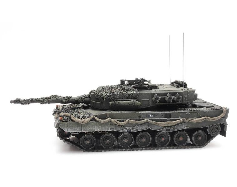 Leopard 2A4 combat ready Royal Dutch Army
