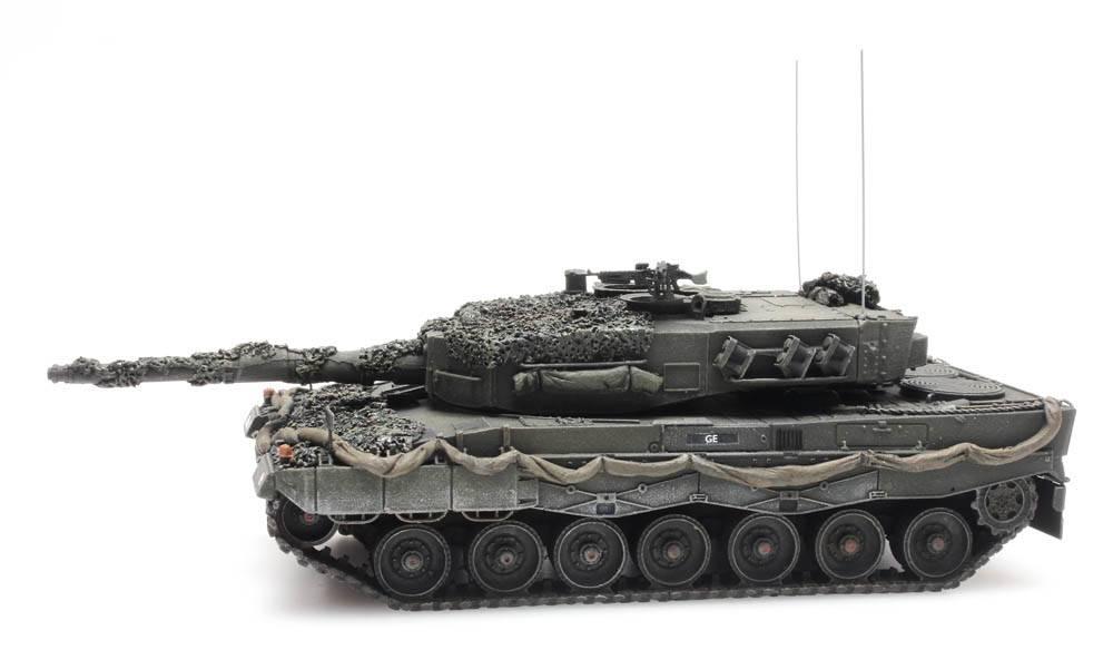 Leopard 2A4 gevechtsklaar Koninklijke Landmacht