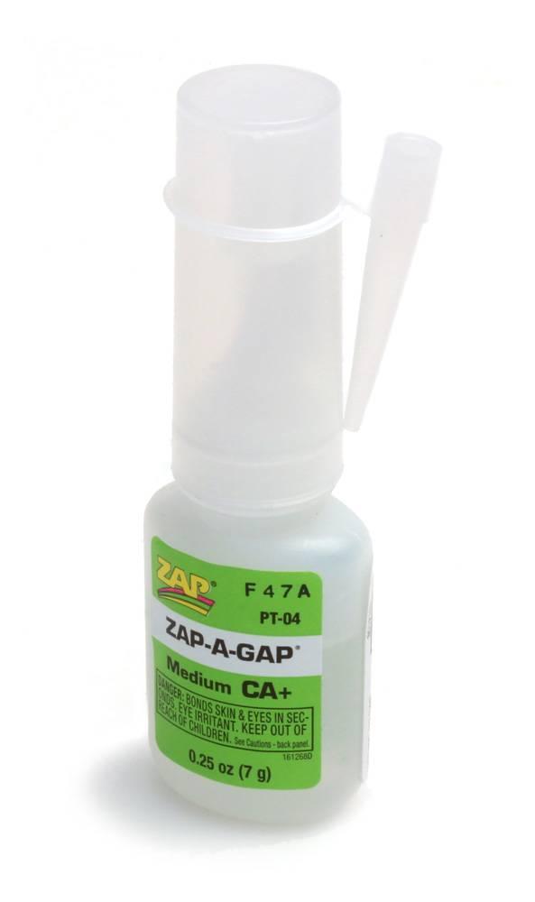 Zap-a-Gap CA+ Medium Viscosity