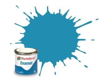 Humbrol 48 Mittelblau glänzend