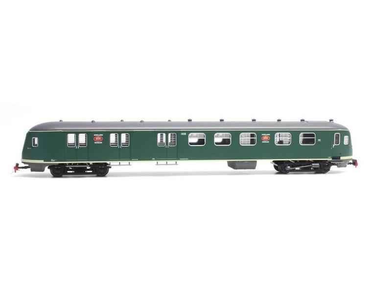 Stromlinienpostwagen Pec 1928