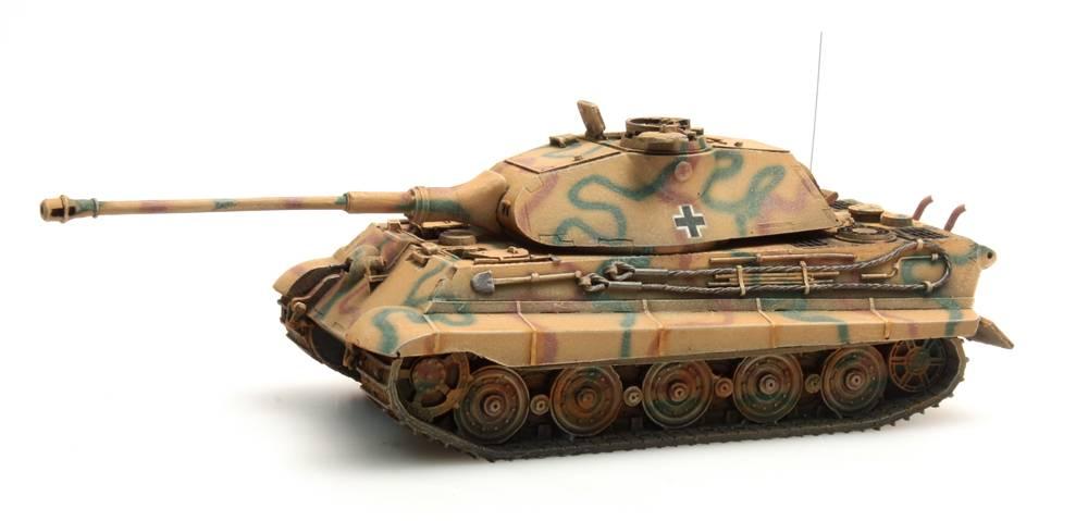 Tiger II Porsche, Camo