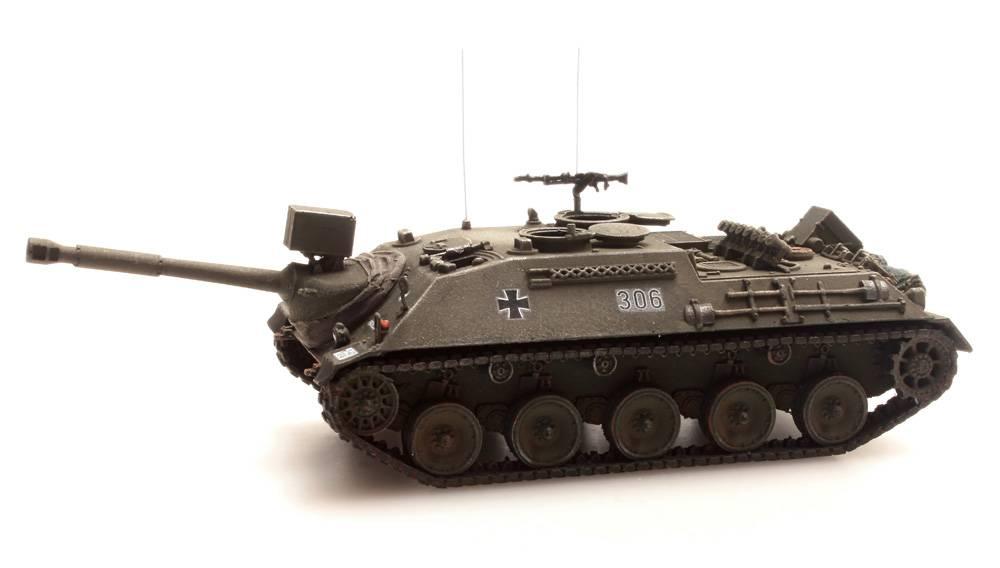 KaJaPa 90mm Gelboliv Bundeswehr