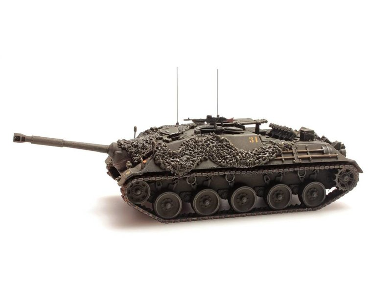 JPK-90 Gefechtsklar Belgische Streitkräfte