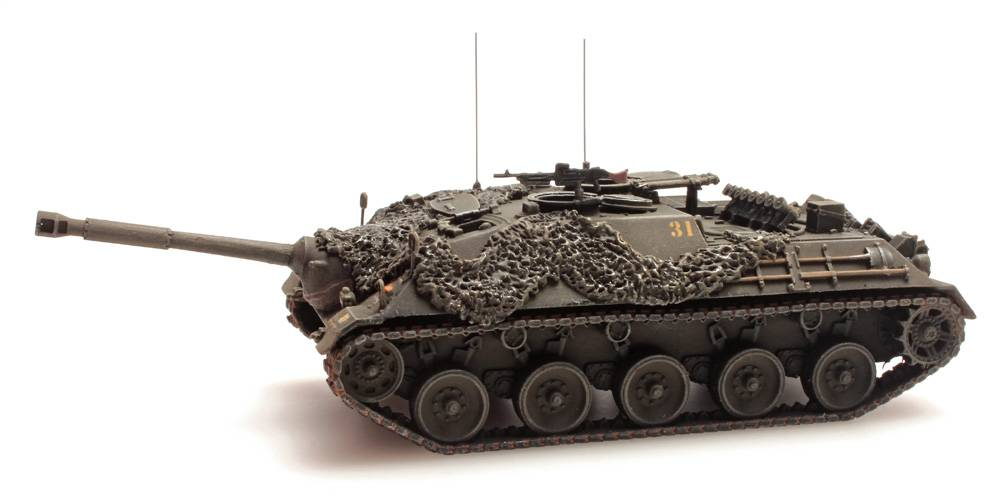 JPK-90 Gevechtsklaar Belgisch leger
