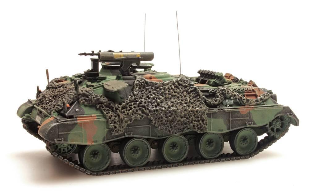 Jaguar 1 Gefechtsklar Flecktarn Bundeswehr
